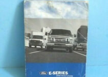2010 Ford E450 Owners Manual