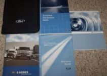 2010 Ford Econoline E350 Owners Manual