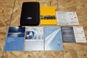 2010 Ford Edge Sel Owners Manual
