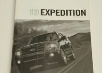 2010 Ford Expedition El Limited Owners Manual