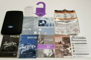 2010 Ford F 150 Fx2 Owners Manual