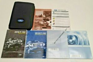 2010 Ford F 150 Lariat Owners Manual