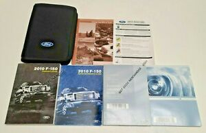 2010 FORD F 150 OWNERS MANUAL FX XL T KING RANCH LIMITED