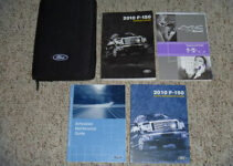 2010 Ford F 150 Xlt 4×4 Owners Manual