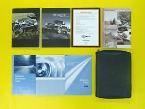 F 150 F150 06 2006 Ford Owners Owner 39 s Manual Set W