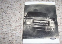 2014 Ford F350 Owners Manual