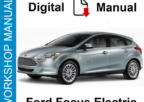 2014 Ford Focus Electric Owners Manual