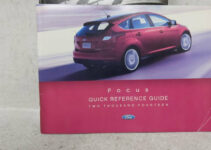 2014 Ford Focus Owners Manual Location