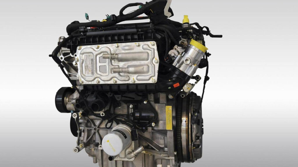 2014 Ford Fusion With 1 5 liter EcoBoost Engine Has 178 Bhp