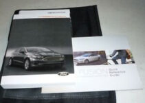 2019 Ford Fusion V6 Sport Owners Manual