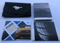 2019 Ford Mustang Gt Owners Manual