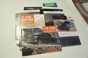 2020 FORD RAPTOR F150 F 150 OWNERS MANUAL FREE SHIPPING