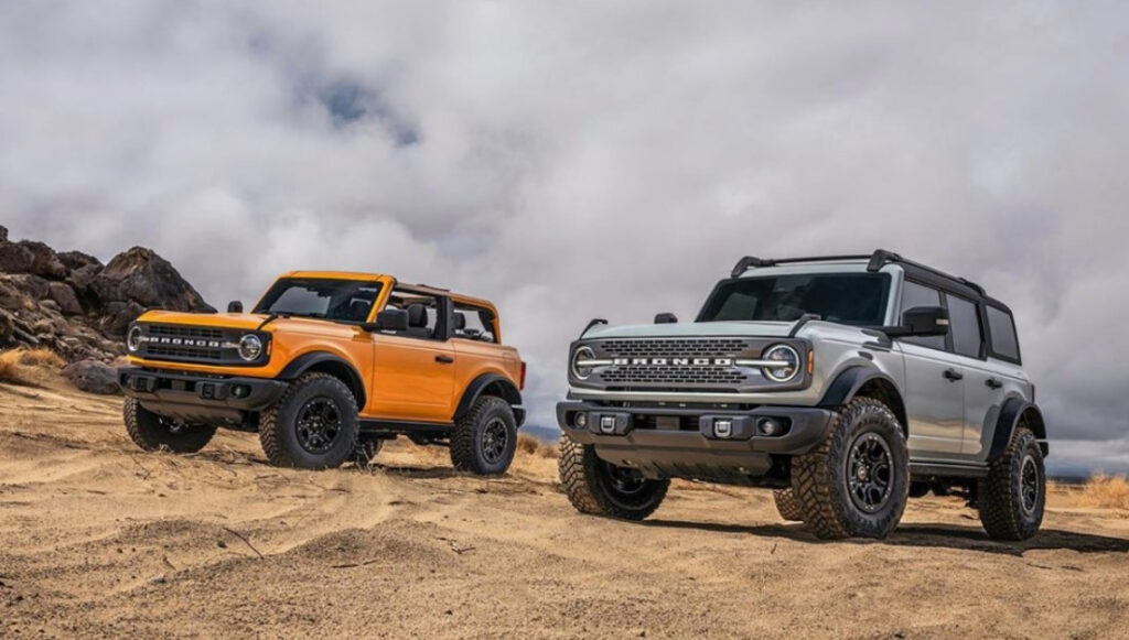 New 2022 Ford Bronco Diesel Price Release Date 2022 FORD