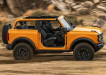 2022 Ford Bronco Ground Clearance – Rumor