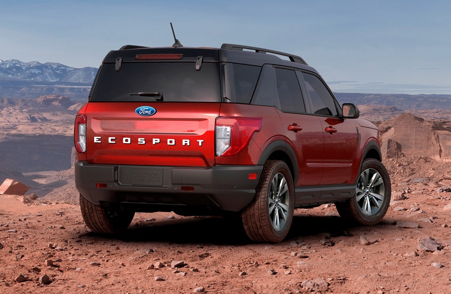 2022 Ford Ecosport Review Specs Best Redesign Exterior