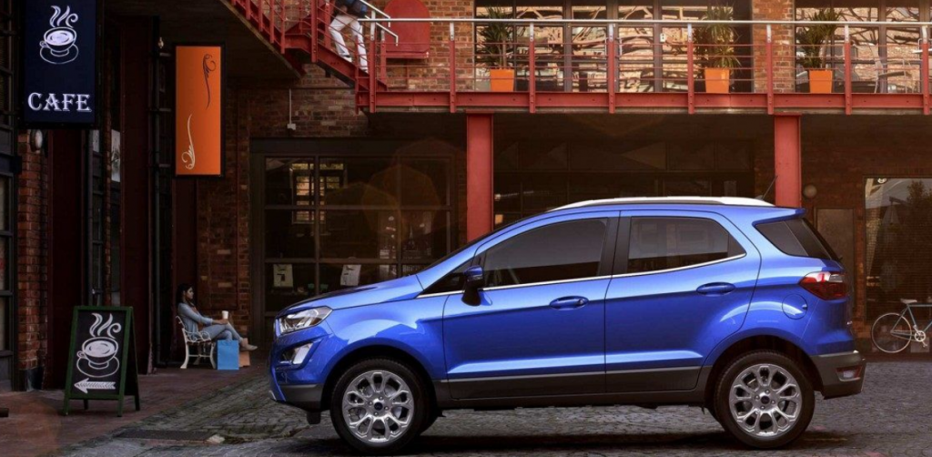 2022 Ford Ecosport Price Review Colors