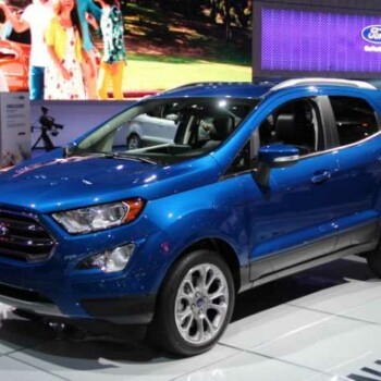 New 2022 Ford Ecosport Specs Mpg Towing Capacity