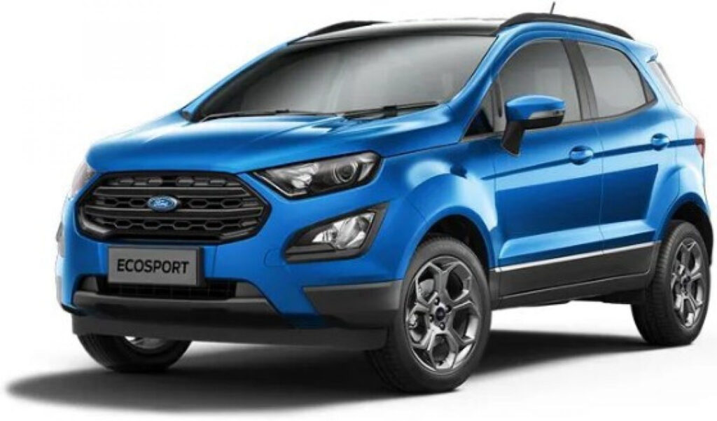 Ford EcoSport S 2022 Price In South Africa