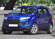 2022 Ford Ecosport Towing Capacity – Spy Shots