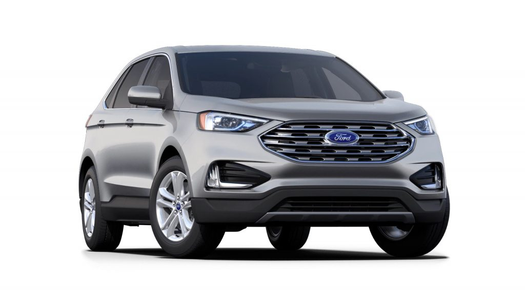 What Colors Options Are Available For The 2021 Ford Edge