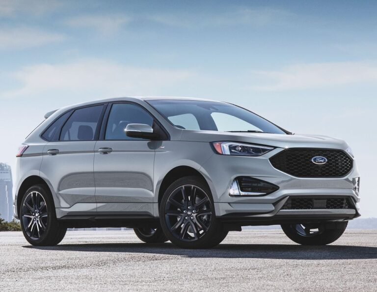 2022 Ford Edge St Review Reviews Hybrid St Line