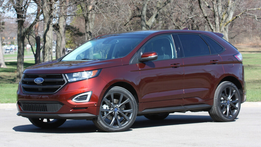 2022 Ford Edge Sport Cars Review Cars Review
