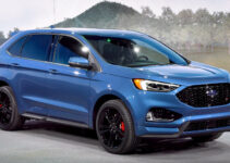 2022 Ford Edge Rs – Redesign