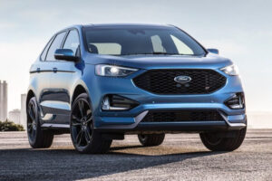 2022 Ford Edge St – Changes