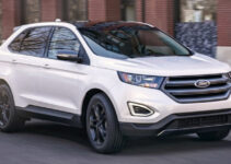2022 Ford Edge Usa – Redesign