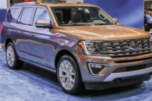 2022 Ford Expedition King Ranch – Spy Shots