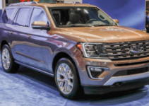 2022 Ford Expedition Limited Max – Release Date