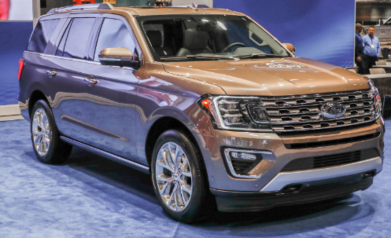 2022 Ford Expedition King Ranch Max Platinum Limited Xlt