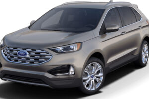 2022 Ford Explorer Carbonized Gray – Redesign