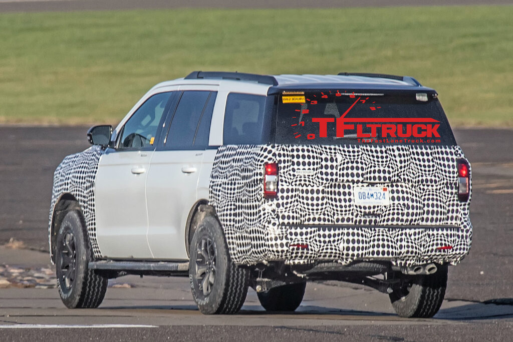 2022 ford expedition rear suspension The Fast Lane Truck