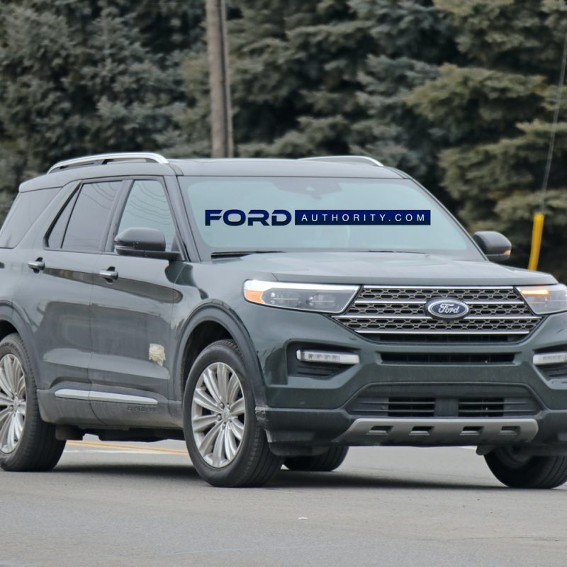 2022 Ford Maverick Leaked In New Assembly Line Photo