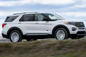 2022 Ford Explorer King Ranch For Sale – Redesign
