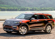2022 Ford Explorer Rs – Changes