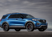 2022 Ford Explorer Unlimited – Release Date