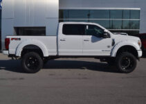 2022 Ford F 250 Lariat Black Widow – Changes