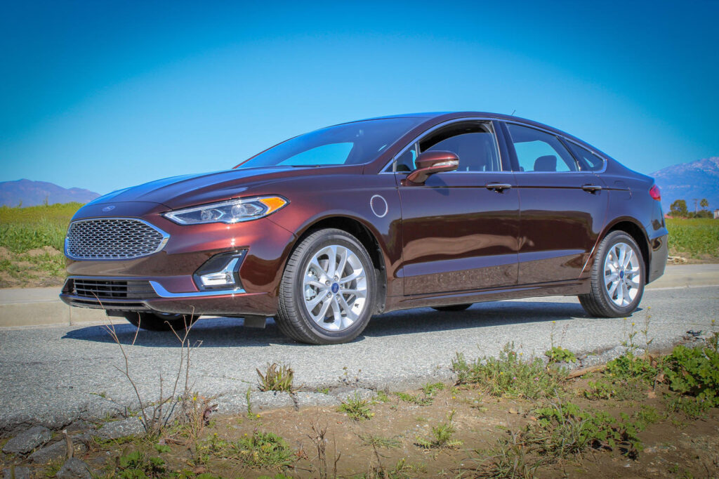 2020 Ford Fusion Energi Review Trims Specs Price New