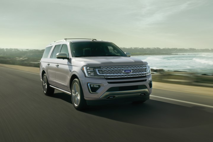 2022 Ford Expedition Full Size SUV With BEST Towing