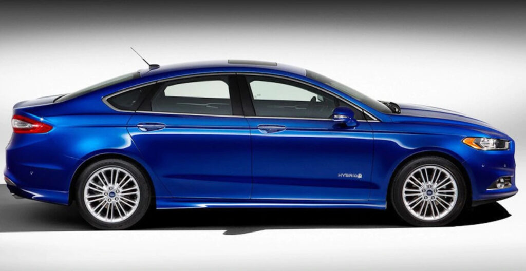 2022 Ford Fusion Hybrid Release Date Color Option
