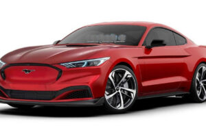 2022 Ford Mustang Coupe – Changes