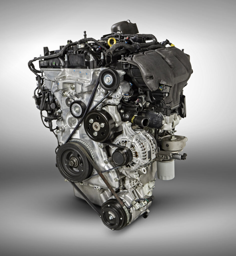 2 3 EcoBoost 4 Cylinder And Twin Scroll 2 0 EcoBoost Are
