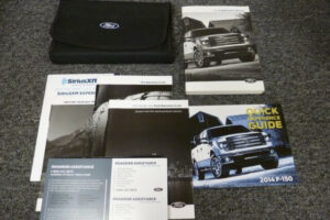 2014 Ford F-150 Stx Owners Manual