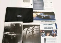2014 Ford Mustang Convertible Owners Manual