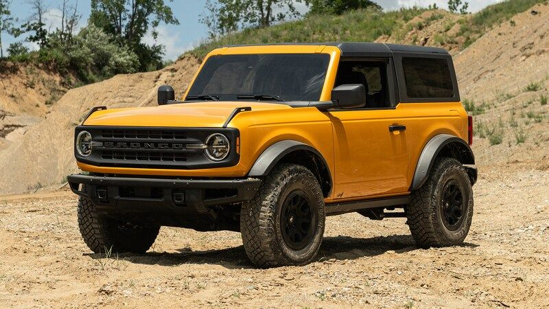 2022 Ford Bronco Diesel Review New Cars Review