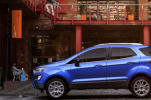 2022 Ford Ecosport Black – Release Date
