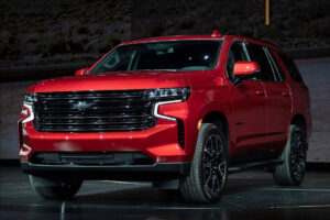 2022 Ford Expedition Hybrid – Redesign