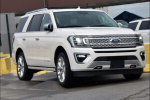 2022 Ford Expedition Platinum – Changes
